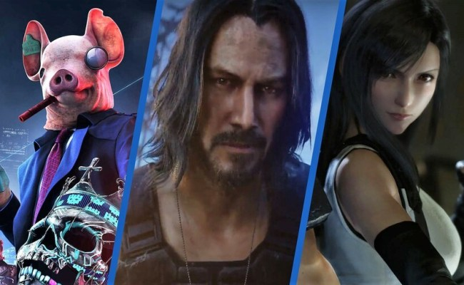 E3 2019 S Top 10 Playstation Games Of The Show Feature