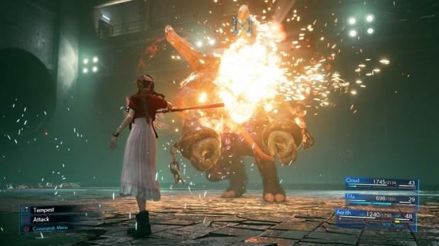 Final Fantasy VII Remake Hard Mode Tips