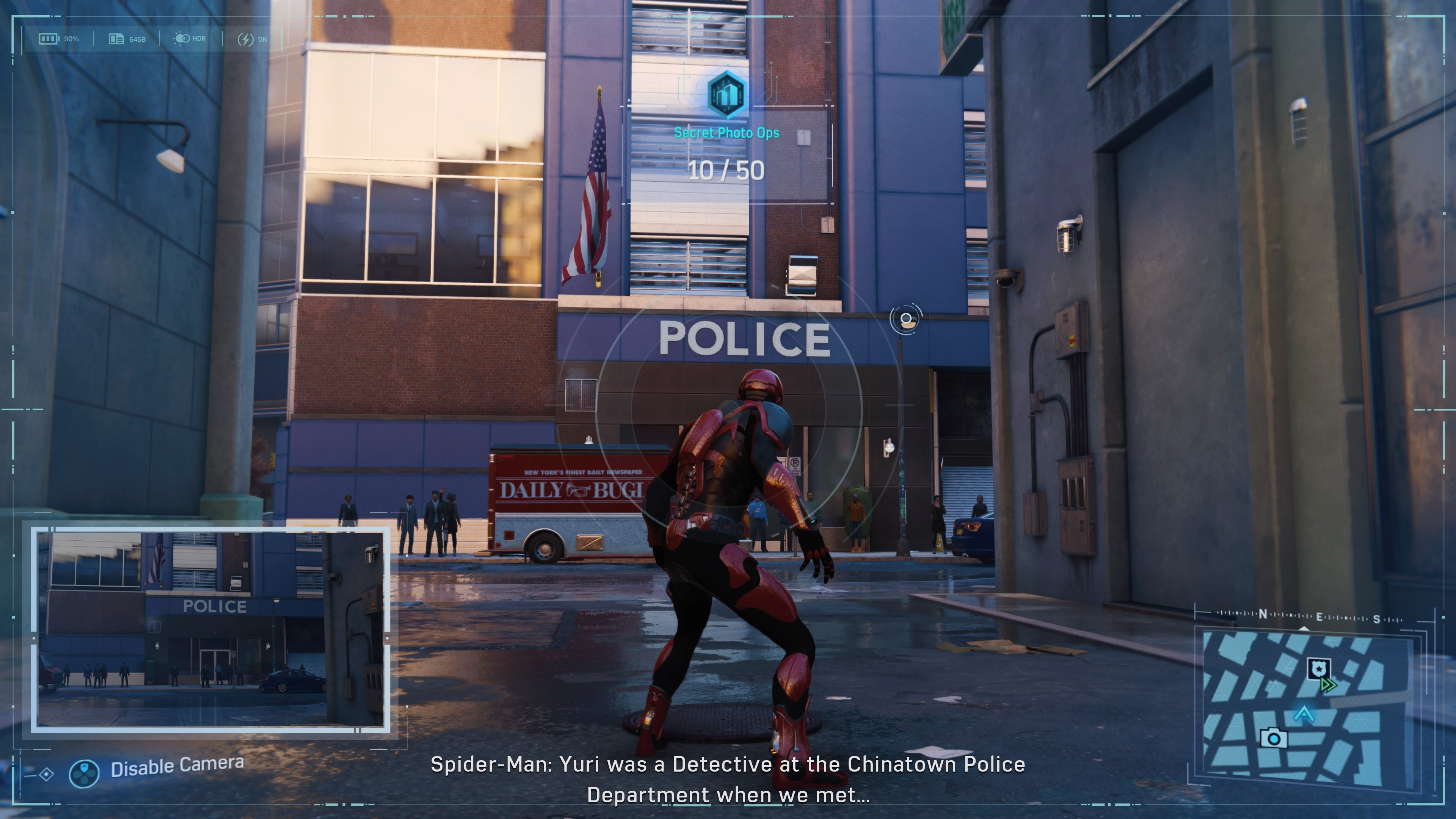 SpiderMan PS4  All Chinatown Secret Photo Ops  Guide  Push Square