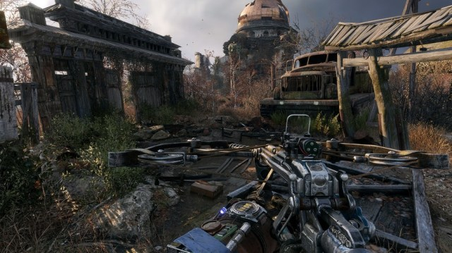 Metro Exodus PS4 PlayStation 4 Preview 3