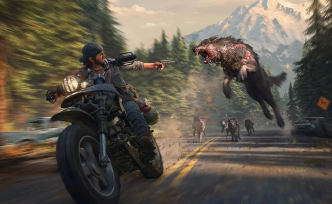 Days Gone Rides Off With Three Nominations In This Year S