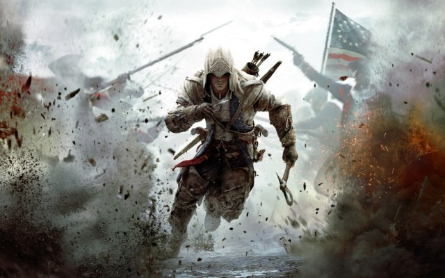 Assassin's Creed III PS4 PlayStation 4 1