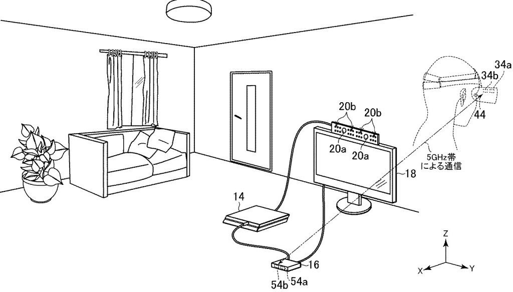 Does This Sony Patent Suggest It's Working on a Wireless