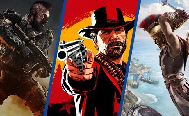 New Ps4 Games Releasing In October 2018 Guide Push Square