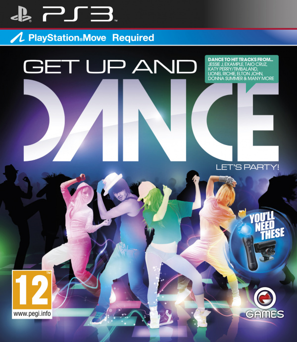 Get Up and Dance Review PS3  Push Square