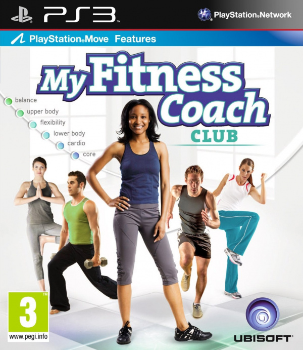 My Fitness Coach Club Review PS3  Push Square
