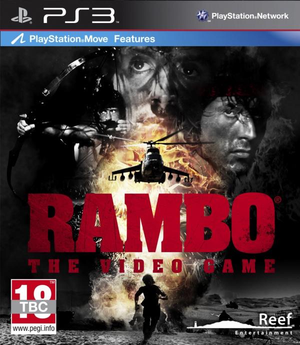 Rambo The Video Game PS3  PlayStation 3 News Reviews Trailer  Screenshots