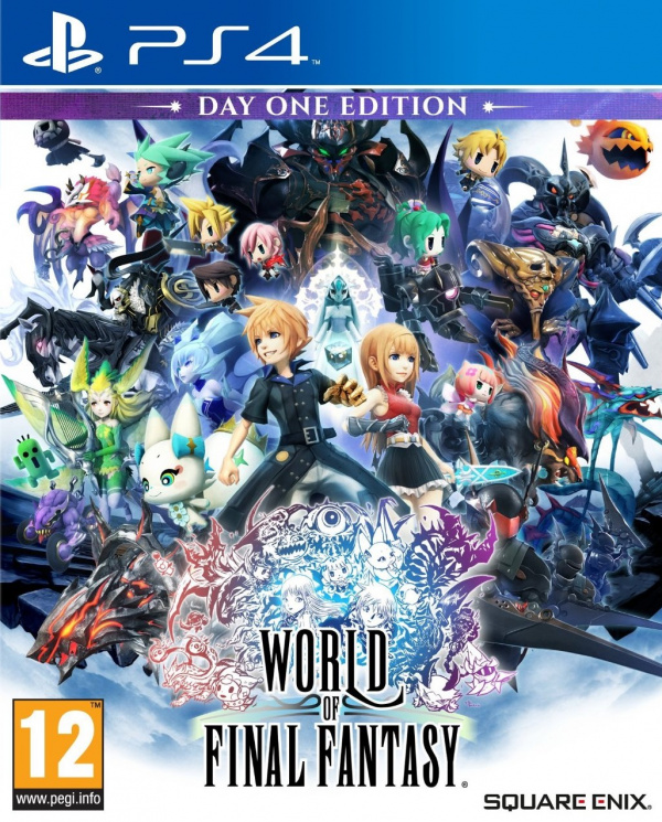 World Of Final Fantasy Review PS4 Push Square