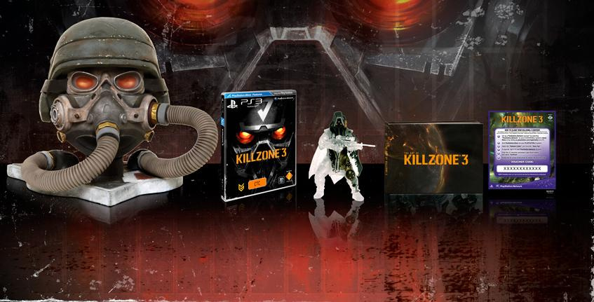 Majestic Fall Wallpaper Killzone 3 S Mighty Helghast Edition Is Coming To Pal