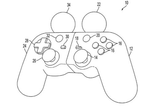 Sony Patents Bizarre Break Apart DualShock Controller