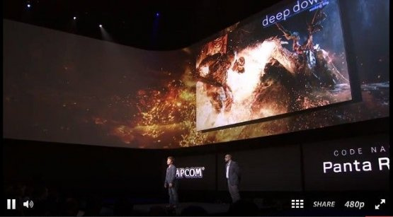 Capcom Announces Panta Rhei Engine and New Deep Down IP - Push Square