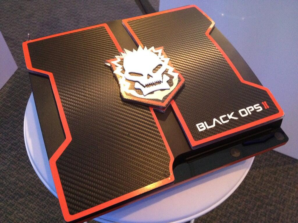 Sonys Sending These Awesome Custom PS3s To Its Partners Push Square