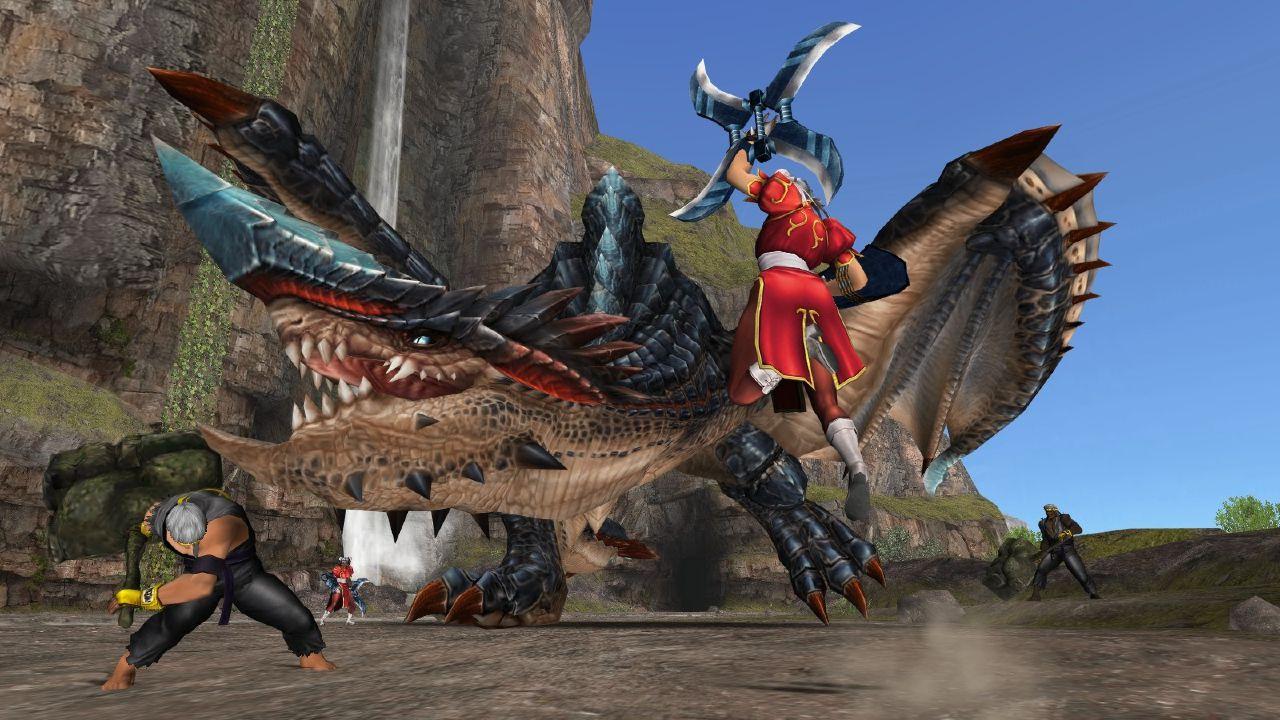 Capcom's Not Totally Against The Idea Of Monster Hunter On