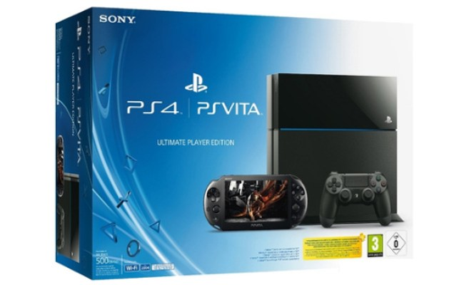 Rumour Will An Official Ps4 And Vita Bundle Be Coming Our
