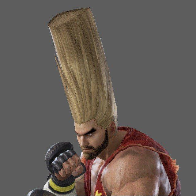 Yes You Can Extend Paul Phoenixs Hair In Tekken 7 On PS4