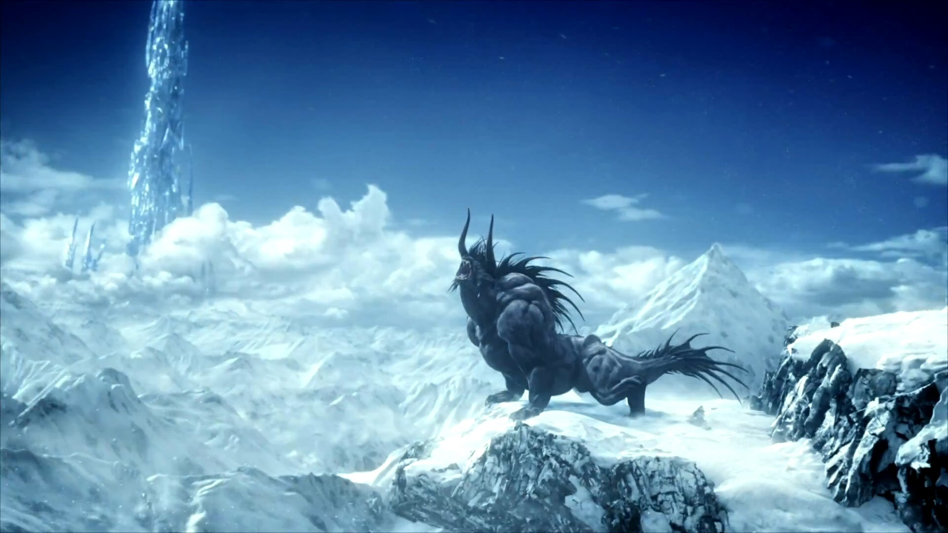 Final Fantasy XIV Heavensward Gets A Release Date Soars Into The Sky This Summer Push Square