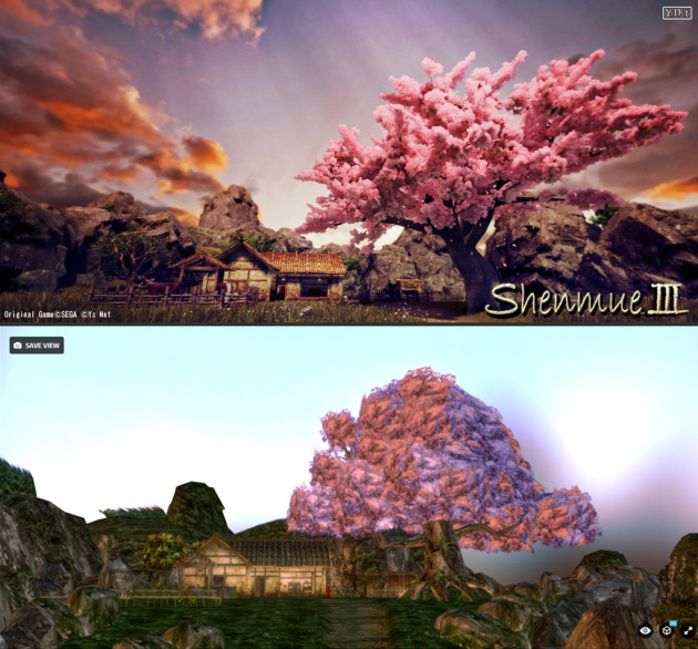 Shenmue III 3 PS4 PlayStation 4 2