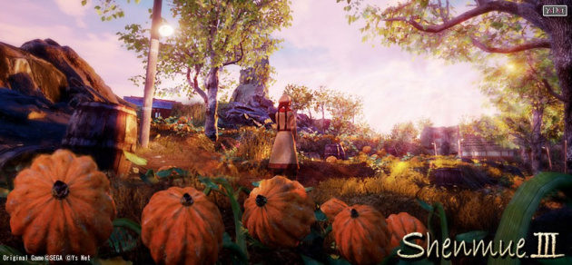 Shenmue III 3 PS4 PlayStation 4 4