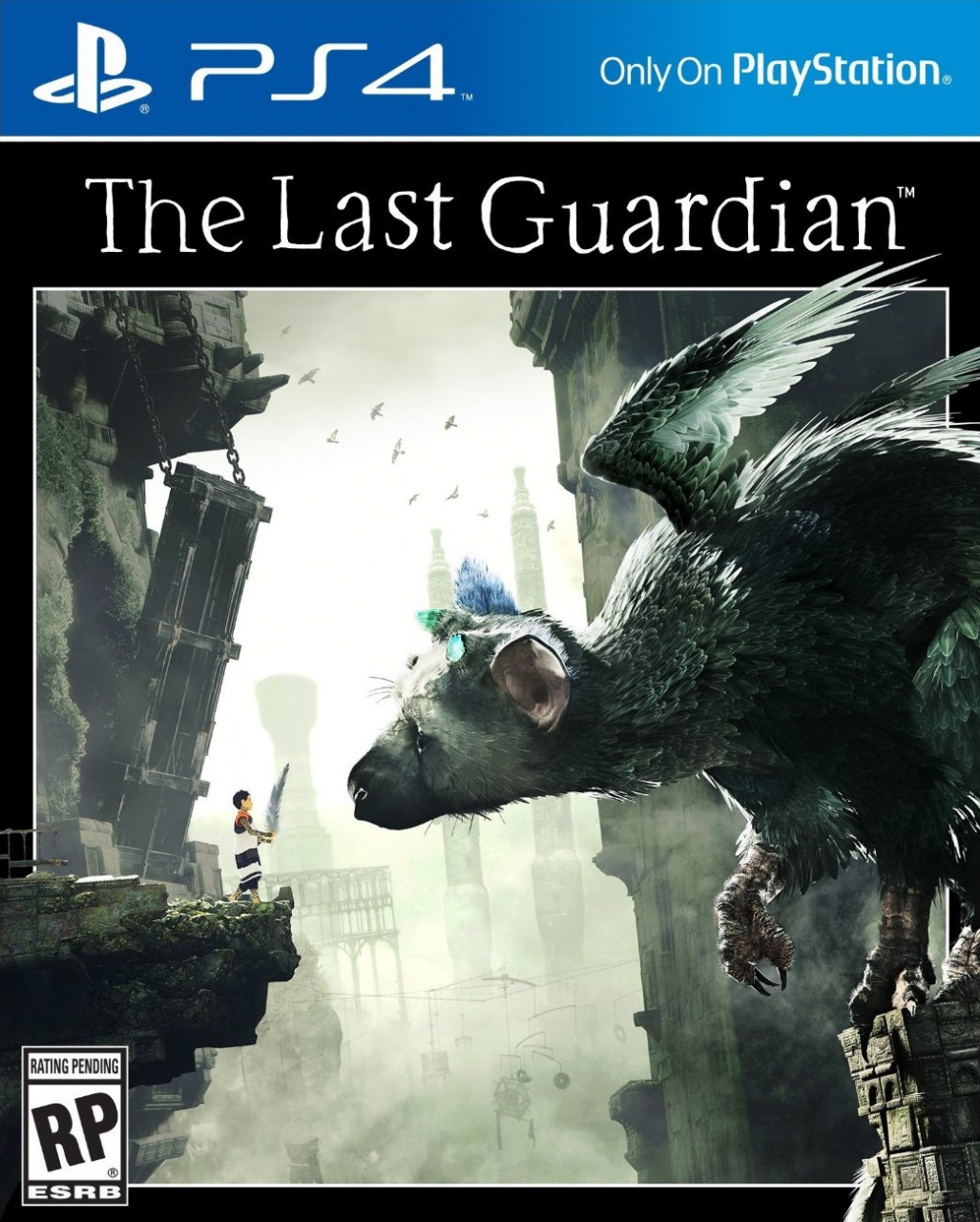 Image result for the last guardian box art