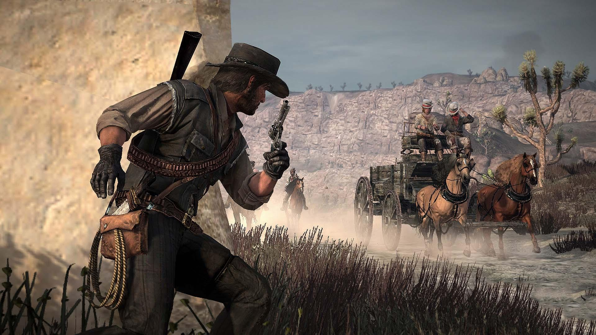 Feature What We Want From Red Dead Redemption 2 On Ps4