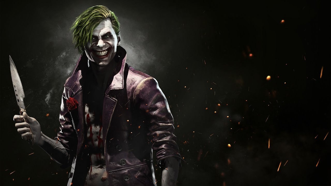 Injustice 2s Joker Is A Hobo With A Happy Face Push Square