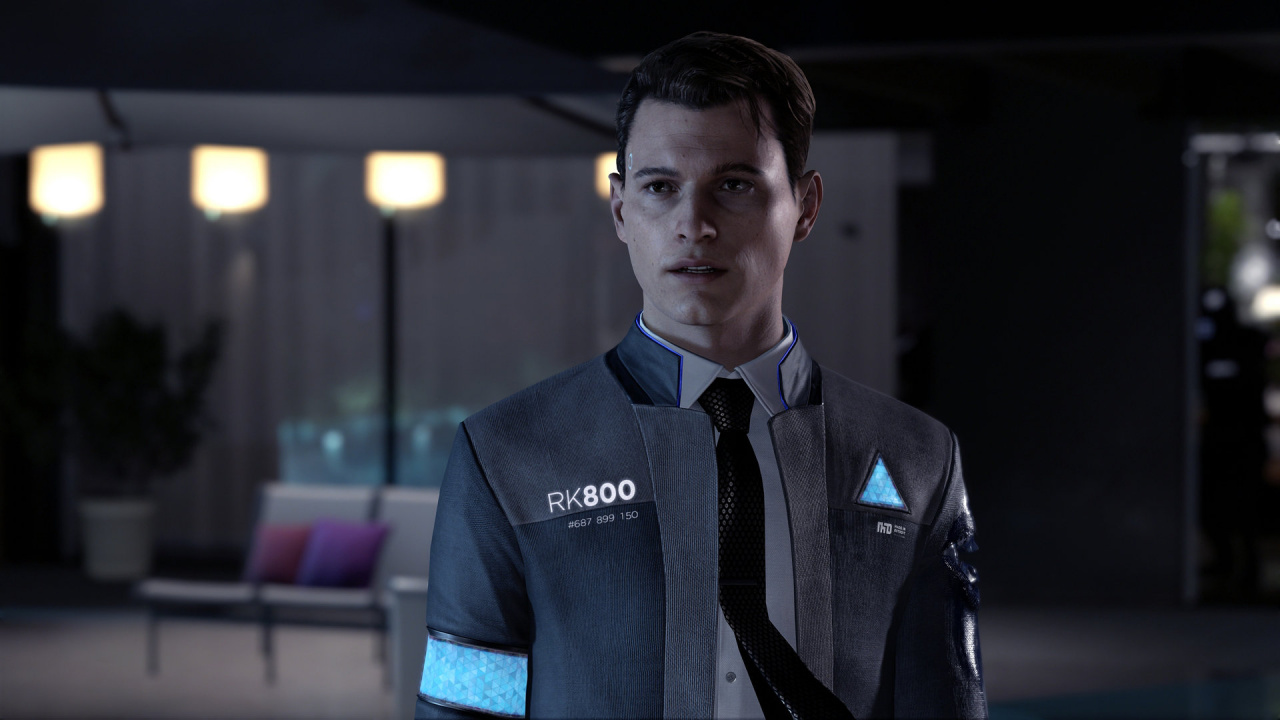 Hands On Detroit Become Human Hints At Huge Potential
