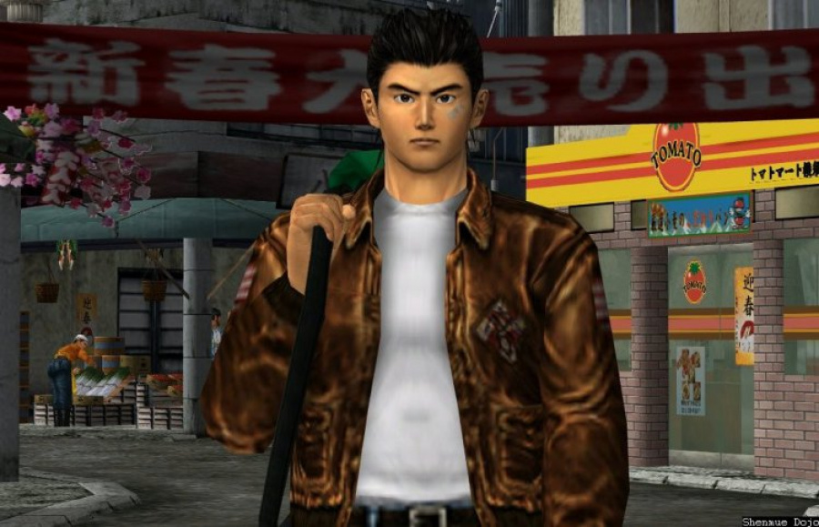 Shenmue Remaster Collection launching in 2018