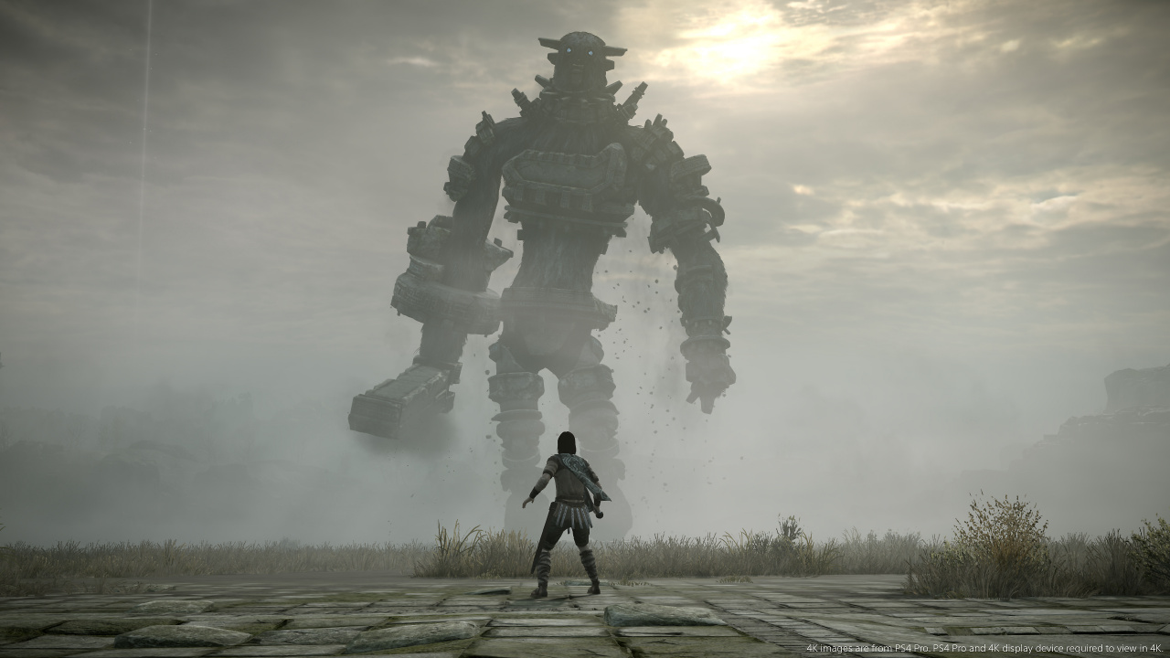Shadow Of The Colossus Boss Guide  How To Find And Kill