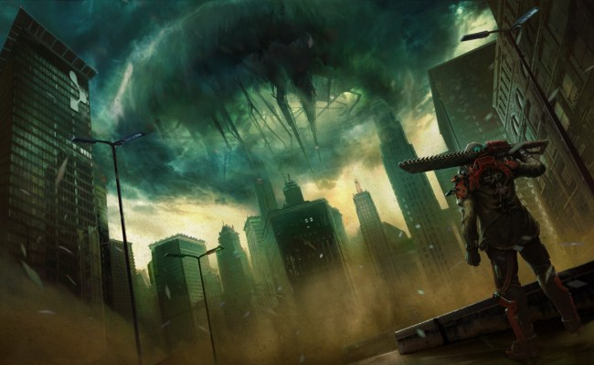 The Surge 2 Announced Coming To Ps4 Next Year Push Square