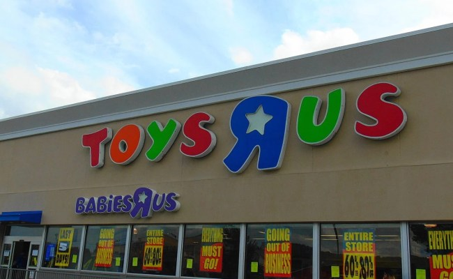 Iconic Store Toys R Us To Shut Up Shop In Uk Push Square