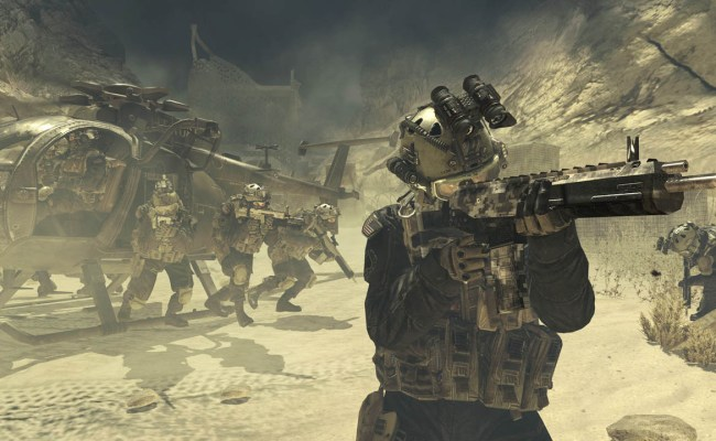 Rumour Call Of Duty Modern Warfare 2 Remastered Spotted