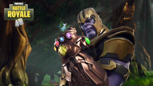 Fortnite - How the Thanos Infinity Gauntlet Event Works 1