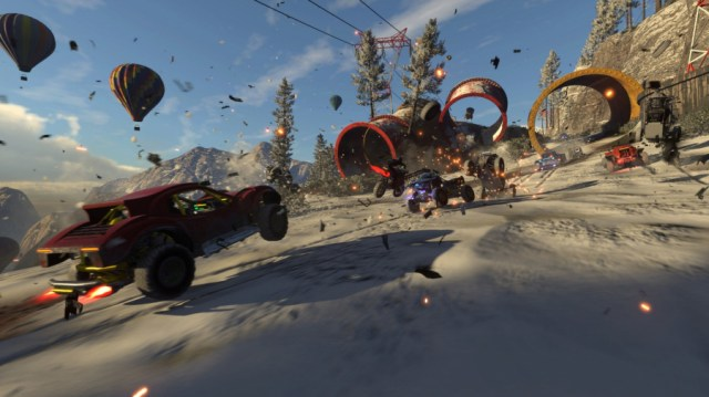 Onrush Beta PS4 PlayStation 4