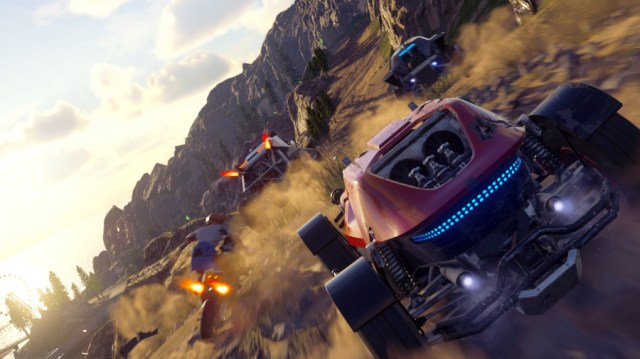 Onrush PS4 PlayStation 4 Trophies