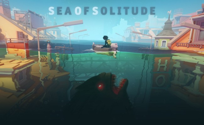 E3 2018 Linger In Loneliness With Sea Of Solitude Coming