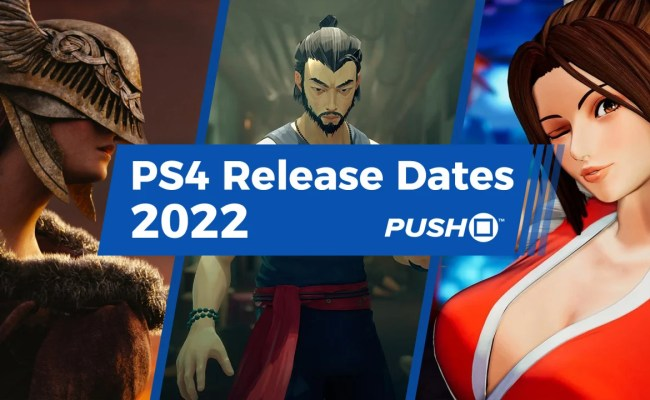 New Ps4 Games Releasing In 2018 Guide Push Square
