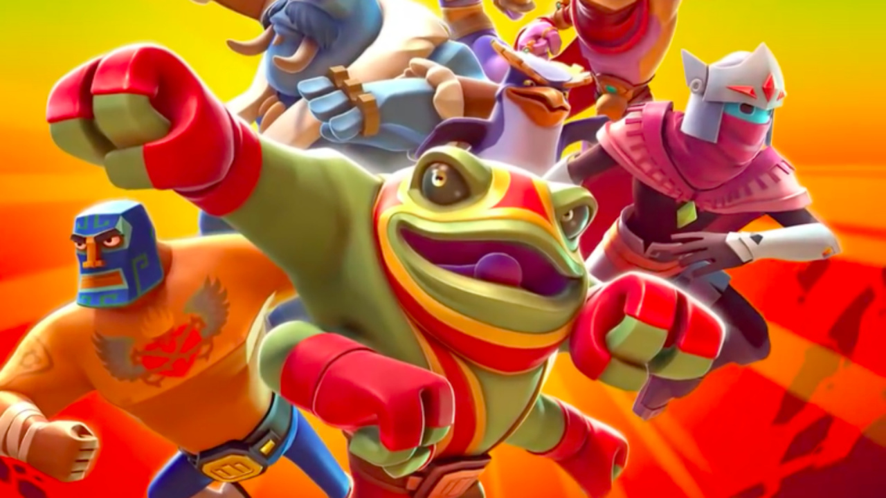 Brawlout Steps Into The Ring On PS4 In August Push Square