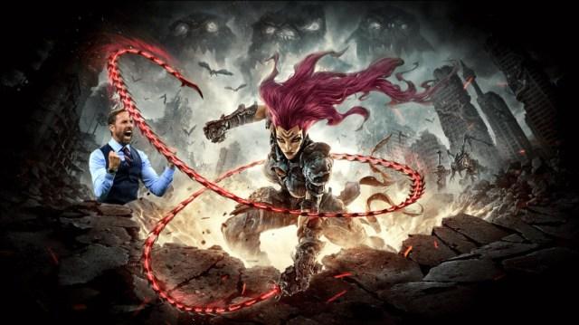 Darksiders III PS4 PlayStation 4 1