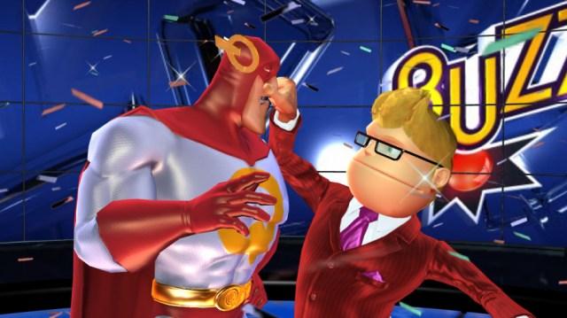 Buzz Quiz TV PS4 Sony Multiplayer Games 2