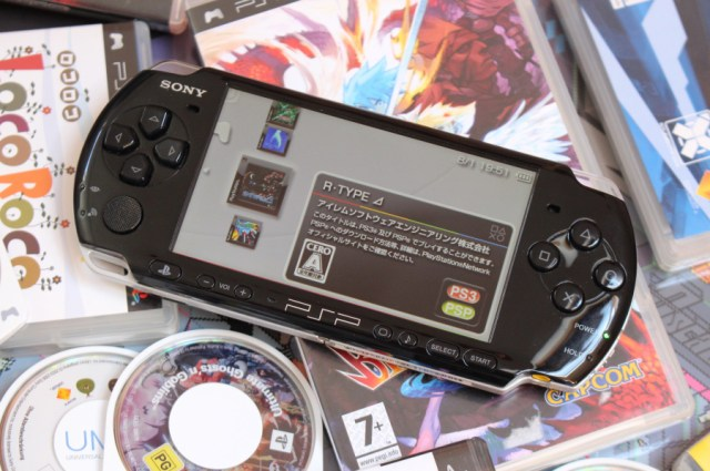 PlayStation Portable PSP 6