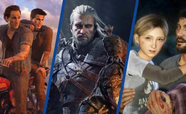 Best Ps4 Single Player Story Games Guide Push Square