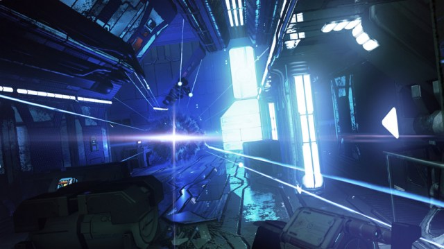 The Persistence Interview PS4 PSVR Sony 2