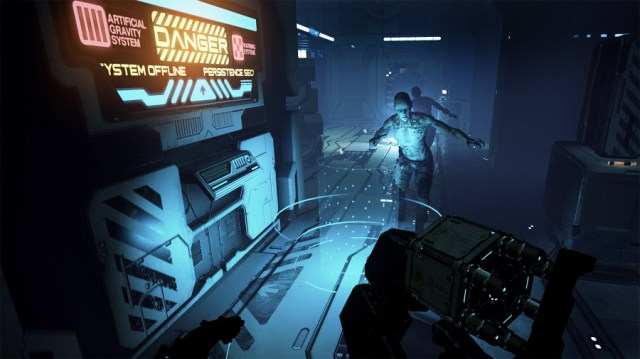 The Persistence Interview PS4 PSVR Sony 5