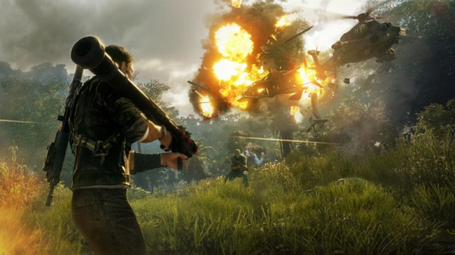 Just Cause 4 PS4 PlayStation 4 1