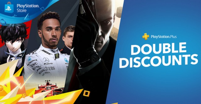 PS Plus PlayStation Plus Double Discounts PS4 PlayStation 4