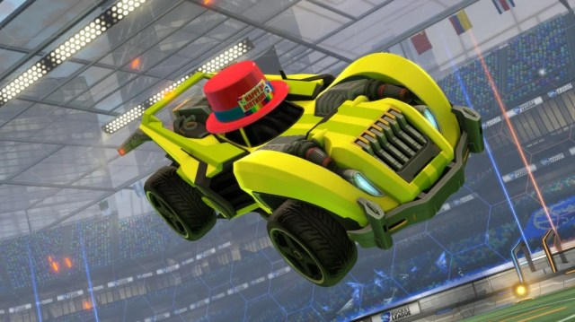 Rocket League Anniversary Event PS4 PlayStation 4