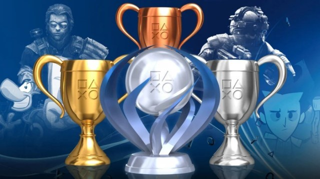 PlayStation Trophies 1