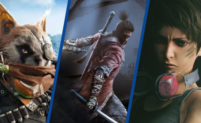 Best New Ps4 Games At Gamescom 2018 Guide Push Square