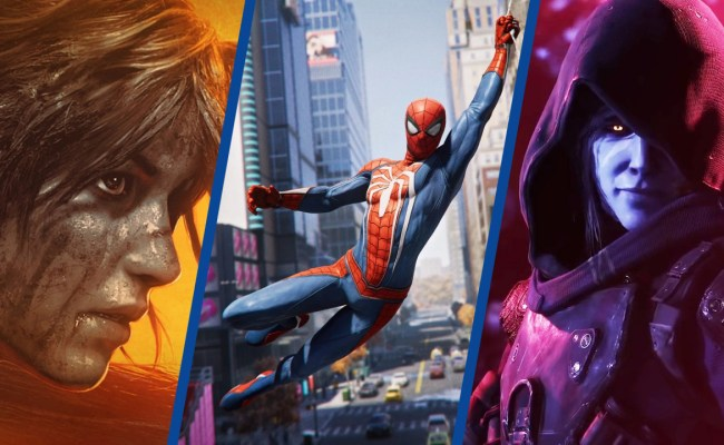 New Ps4 Games Releasing In September 2018 Guide Push