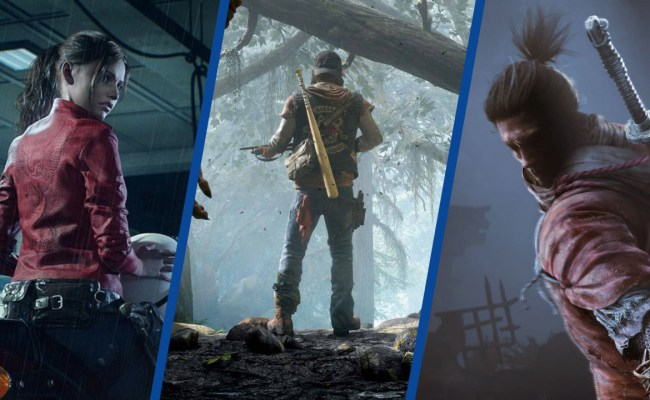 Push Square Readers Top 10 Most Anticipated Ps4 Games Of